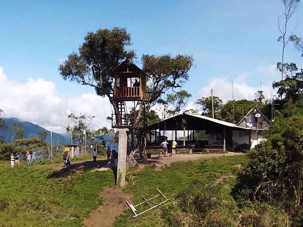 La Casa del Arbol