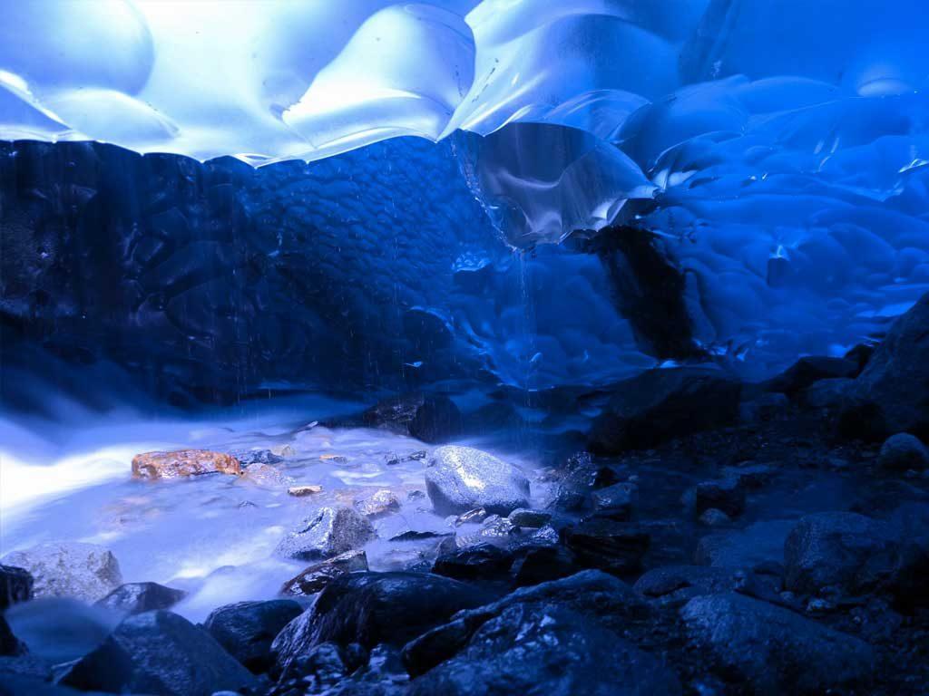 Grottes de glace de Mendenhall